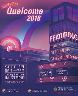 University of Maryland: Quelcome - Bedework Events Calendar